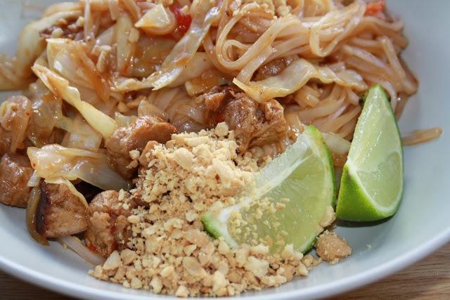 Veganeren: Phad thai