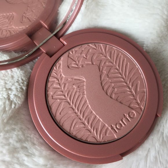 EXPOSED tarte amazonian clay blush