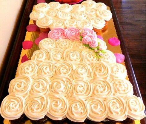 Love this Bridal.Shower Cake