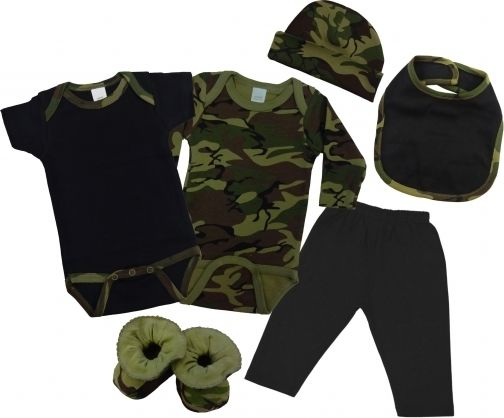 Where To Buy newborn baby camo clothes