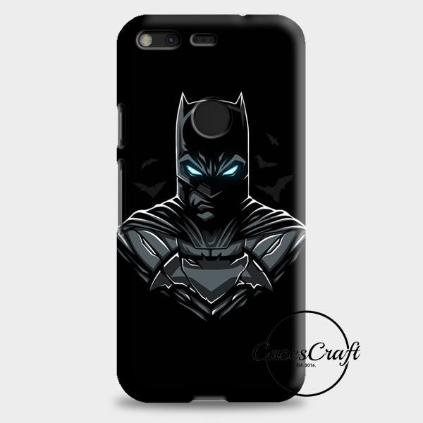 Batman Cartoon Art Google Pixel Case | casescraft
