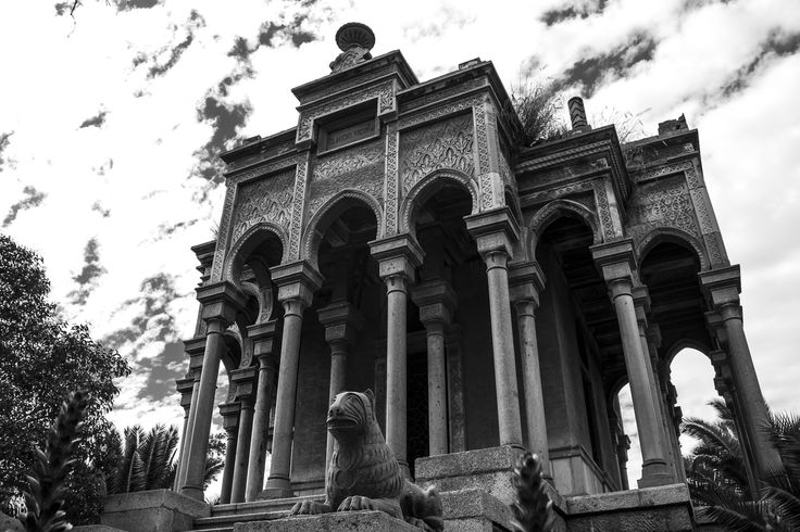 Mausoleo Claudio Vicuña, Cementerio General, Chile