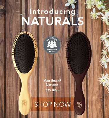 The Wet Brush | The Best Detangling Brush Ever | Official Website