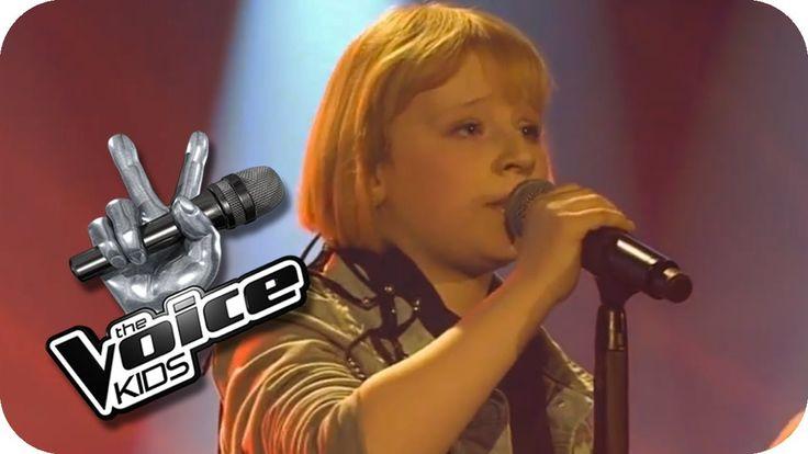Silbermond - Das Beste (Marie E.) | The Voice Kids 2013 | Blind Audition...