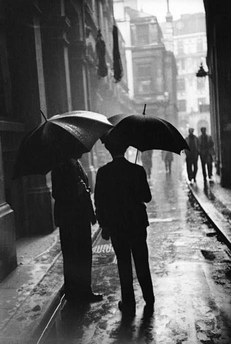 London 1951 Photo- Henri Cartier-Bresson
