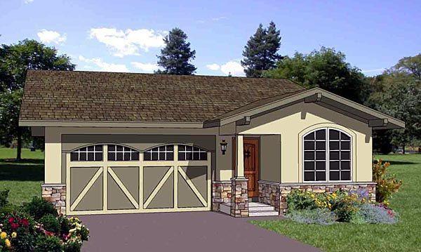 southwest house plan 94476