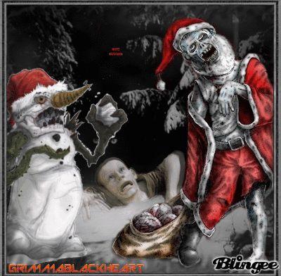 zombie santa - Bing Images
