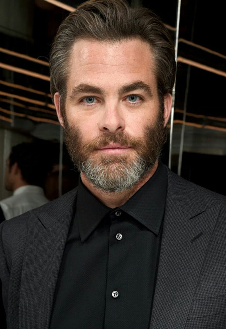 Chris Pine, W Magazine party, super hairy but still sexy