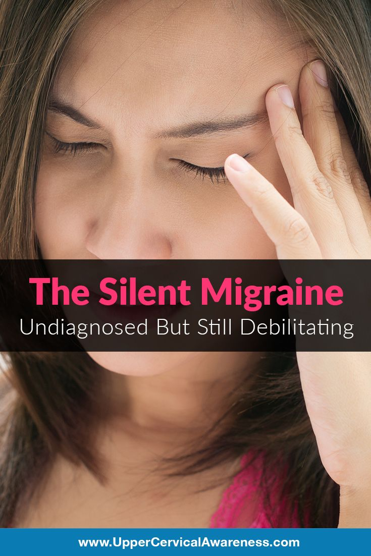 Aura is generally part of a silent migraine. This is a series of symptoms that precede the severe headache commonly associated with migraines. However, when the aura is followed by other migraine symptoms and no headache, it is still a migraine. Here are some of the symptoms to look out for...