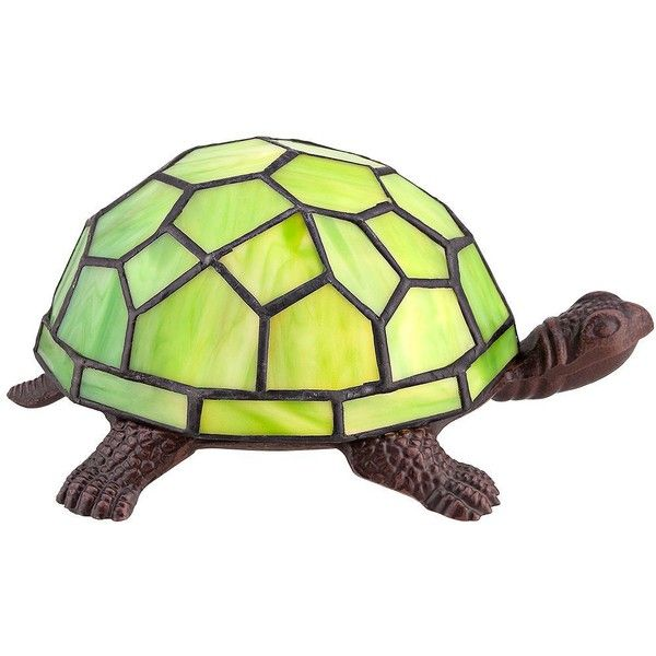 Universal Lighting And Decor Green Tiffany Shell Turtle Accent Led Lamp Turtle Animal Lamp Lamp