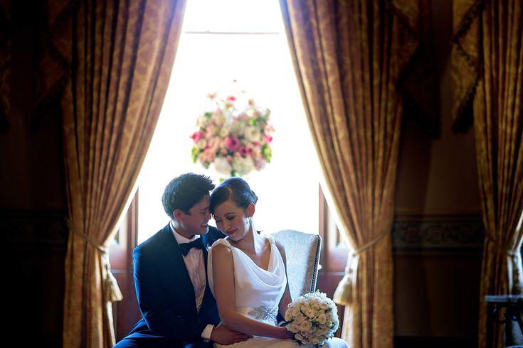 Ayers House wedding portrait www.scottgohphotography.com.au