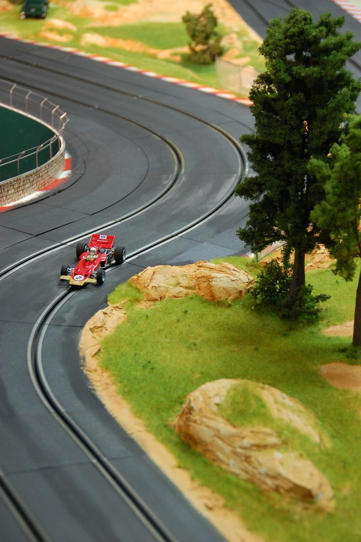 611 Best Slot Car Tracks Scenery Images On Pinterest Slot Car