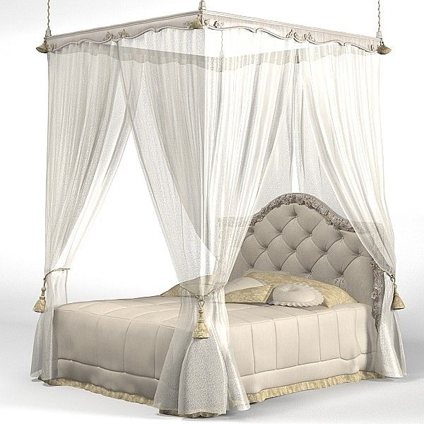 Canopy Bedding Set for Your Home: Ferminine Classic Canopy Bed . - 16 Best Arabian Nights Images On Pinterest