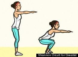 By Nicole McDermott They're sometimes referred to as the king of all exercises, and with good reason.