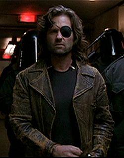 Escape From LA Kurt Russell (Snake Plissken) Jacket