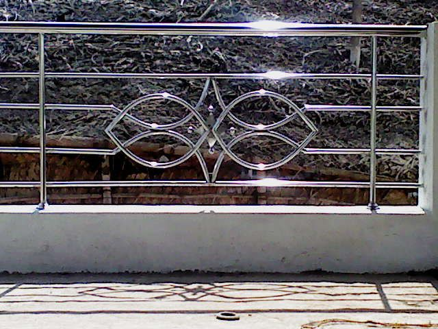 17 best images about balcony railing steel on pinterest for Terrace grills design