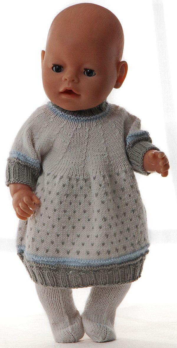 knitting patterns for 18 inch dolls