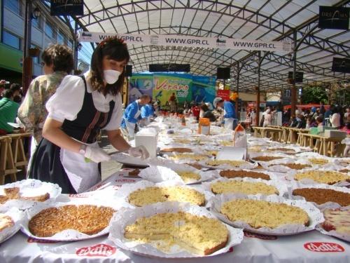Dia del Kuchen en Puerto Varas #puertovaras #diadelkuchen