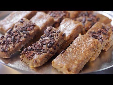 """""""Bakaliowe batoniki"""" - bezglutenowa kuchnia wegańska - Atelier Smaku odcinek 113 - YouTube"""