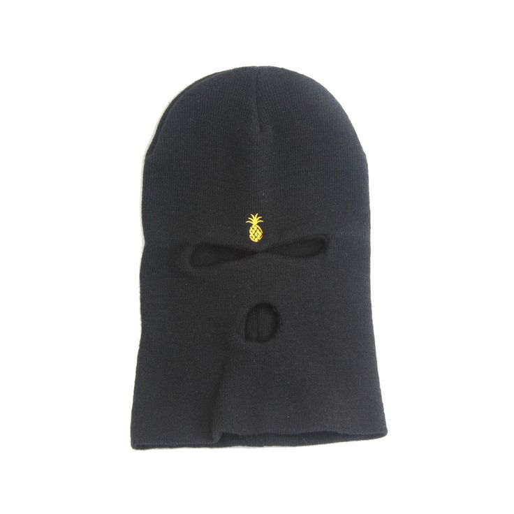 We think this is going to be a hit! Do you?: Ski Mask (Black) New to our store! [www.thefuturedream.eu]    #FutureDream