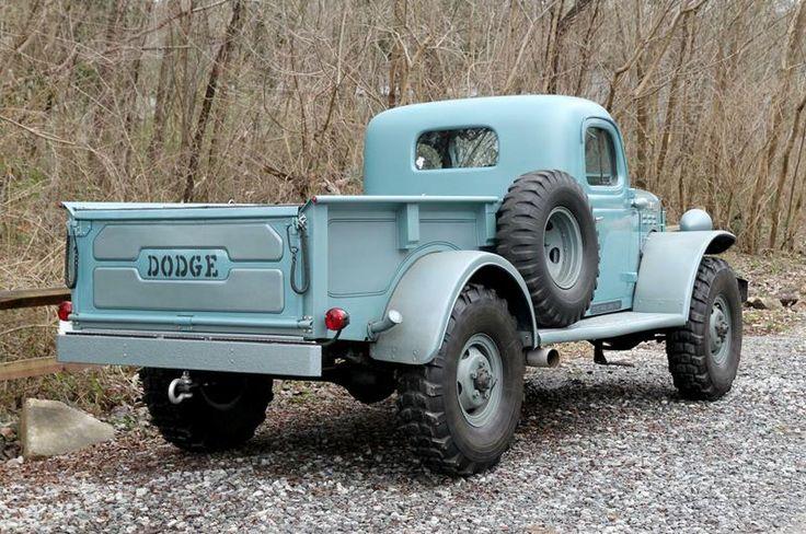 '49 Dodge Power Wagon