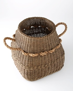 Bulging Basket in February Best 2013 from Horchow on shop.CatalogSpree.com, my personal digital mall.