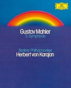 MAHLER Symphonie No. 5 / Karajan (Blu ray Audio) - Deutsche Grammophon