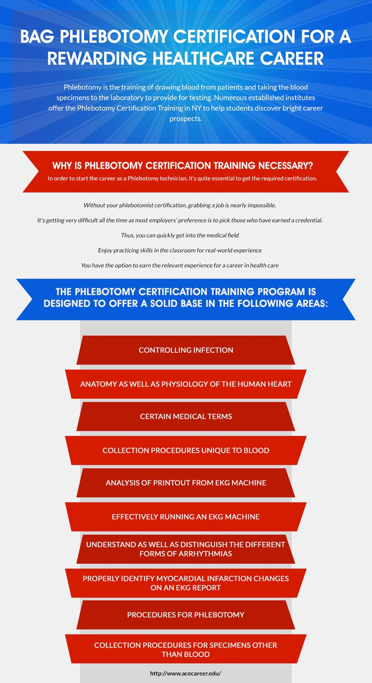 16 best ace institute of technology images on pinterest coaching bag phlebotomy certification for a rewarding healthcare career 1betcityfo Images