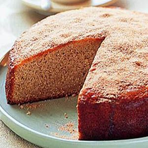 Fast and Easy Cinnamon Cake Recipe