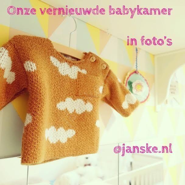 Onze vernieuwde babykamer – in foto's! @janskenl    Janske.nl   #Blogfeestje
