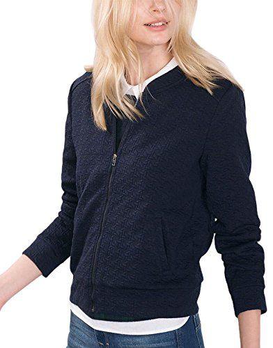 op pinterest jeansjasje gilet blaue jacke en steppjacke damen blau. Black Bedroom Furniture Sets. Home Design Ideas