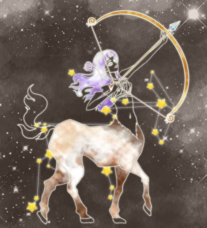 The Sagittarius Archeress