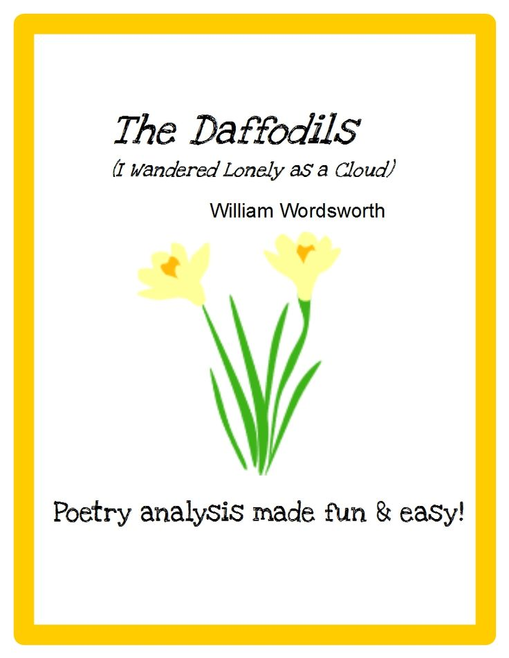 alex nelsons poetry explanation on wordsworths poem A poem a day, complete with analysis, criticism, biographical info, literary anecdotes, trivia, and our own skewed sense of humour :-.