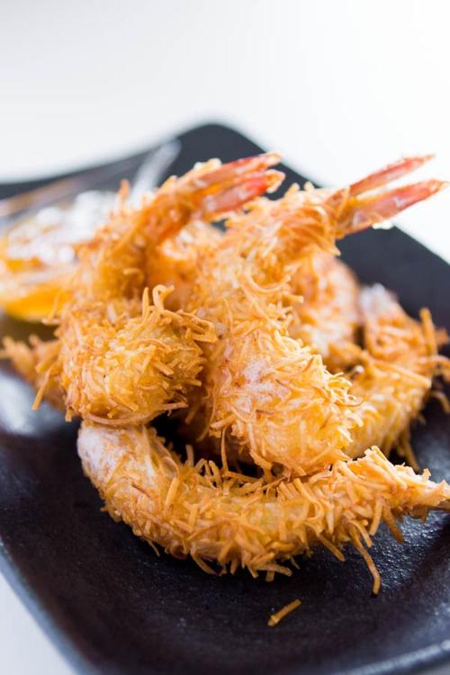 Coconut Shrimp with Spicy Orange Sauce | Recipe