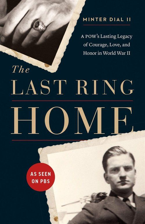 The Last Ring Home half-hour documentary film is showing on American Public  Television (PBS) all Memorial Day weekend around the US! See the schedule  for your area here.    The Last Ring Home is the story of Lt Minter Dial's Annapolis Naval Academy  ring, that miraculously made its way home