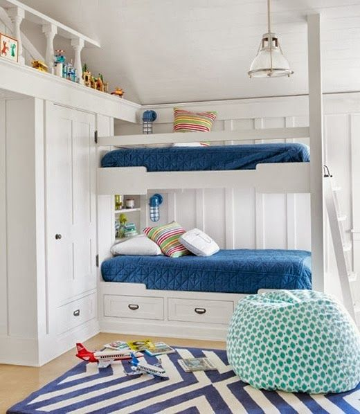 1000+ Ideas About Boy Bunk Beds On Pinterest