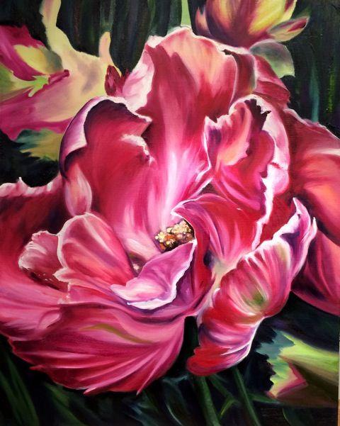 Yelena Joy Painter from Santa Cruz
