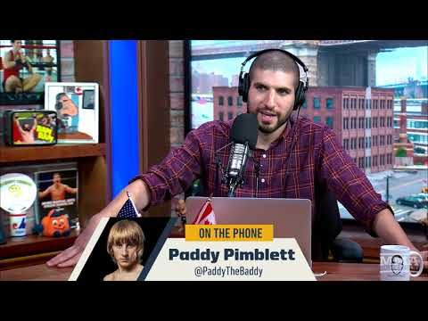MMA Paddy Pimblett Talks About Rebounding from Losing Cage Warriors Title
