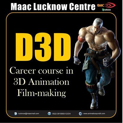 Animation Pundit is one of the best #2D, #3DAnimation #training and #multimedia institute in #Lucknow and #Kanpur. We are providing Animation Courses, Adobe, Autodesk Maya, Graphic & Web Designing and Multimedia also. We are prepared students for careers with vast experience of teaching #Animation and Multimedia. http://www.animationpundit.com/