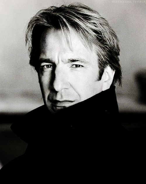 rickman single men Here are the 10 best alan rickman one of the men is a winsome people will be griping about the fact the alan rickman never received a single.
