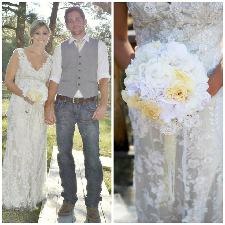 32 best Country Wedding Dresses images on Pinterest | Short ...