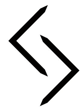 """You reap what you sow.""  - Rune symbol"