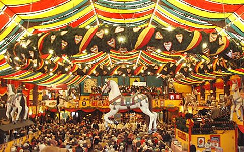 Munich Oktoberfest 2016 - English Party Guide - Information and ...