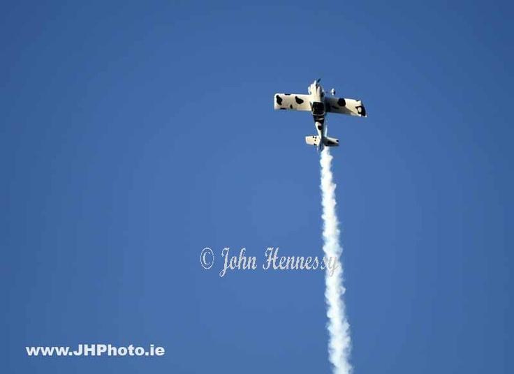 Aerobatics display @ Ardmore Pattern Festival #ireland #munster #waterford