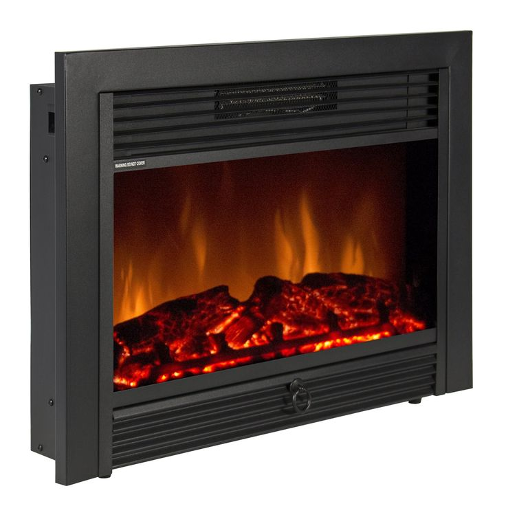 "28.5"" Insert Electric Fireplace Heater"