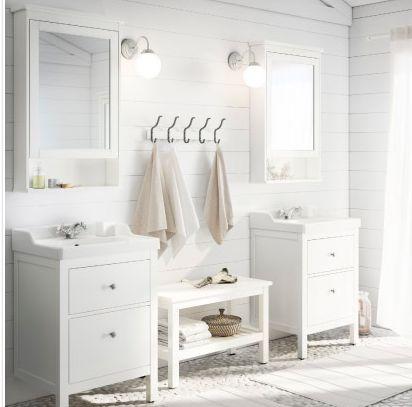 Ikea Bathroom White Medicine Cabinets Hooks On Wall