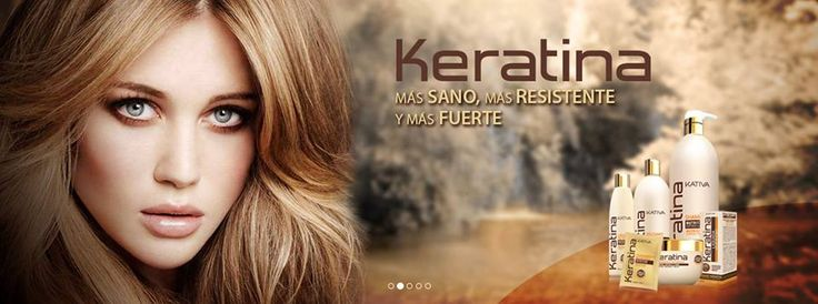 Sabias que..? El cabello está compuesto básicamente por un 28% de proteínas, la Keratina es la proteína mas importante del cabello, la cual se pierde debido a las agresiones diarias a las que está expuesto