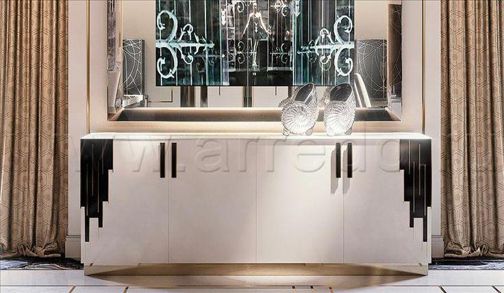 Композиция столовые комнаты DAY 2, производитель REFLEX, коллекция GLAMOUR – элитная мебель из Италии в салоне «ARREDO»