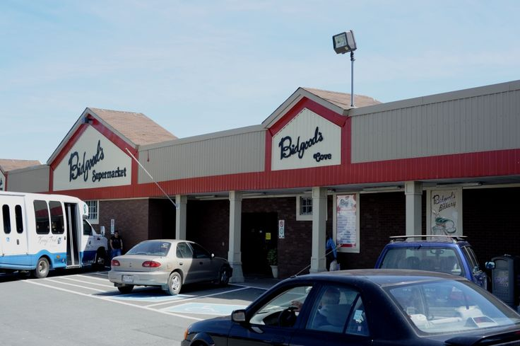Bidgood's, a traditional grocery store in Newfoundland
