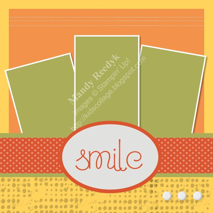 stampin up scrapbook layouts | MDS Scrapbook page layouts | Mandy Reedyk Stampin Up! Independent ...